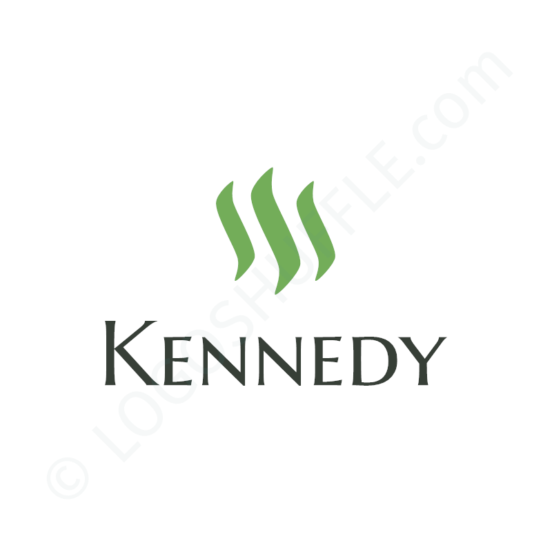 Logo Idea: Company name with symbol above - Logo Design Example for consulting companies